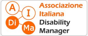 Logo Associazione Italiana Disability Manager