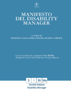 Scarica ebook Manifesto del disability manager
