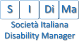 Logo di SIDiMa (Società Italiana Disability Manager)